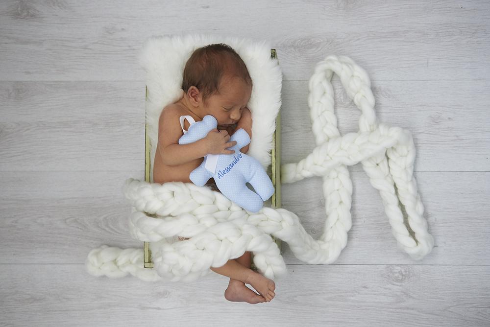 New born Alessandro