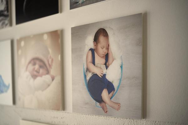 Servizio fotografico con stampa professionale su pannelli o tela canvas
