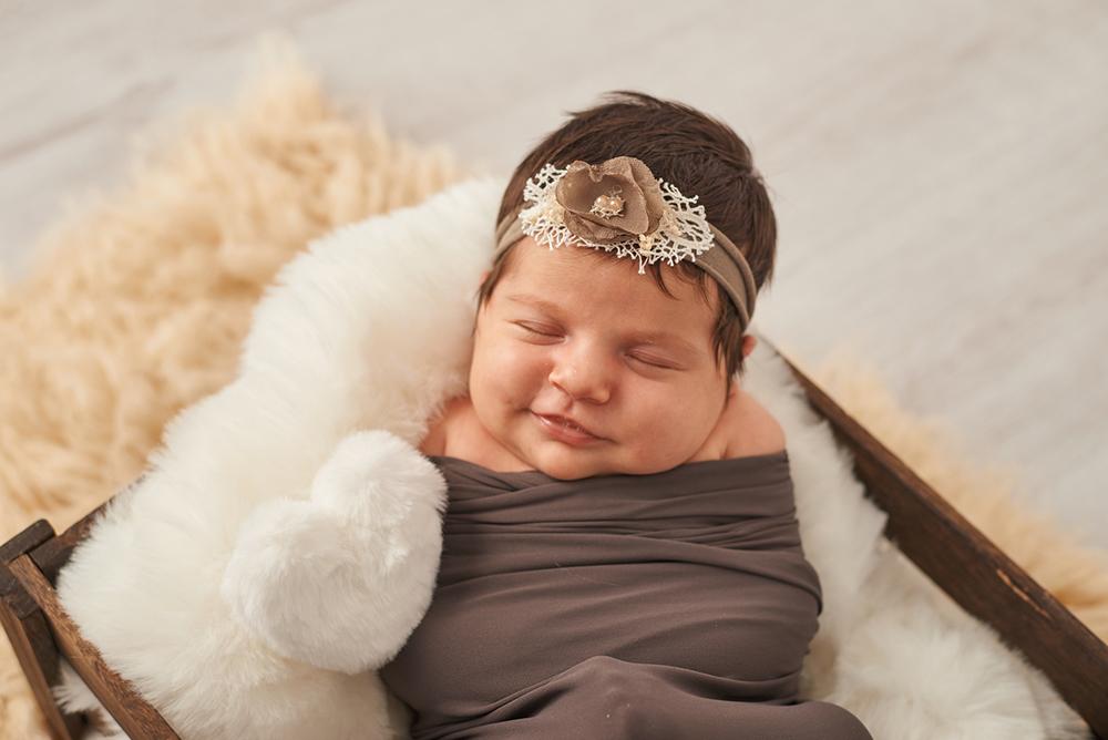 Foto New born Augusta Lucilla