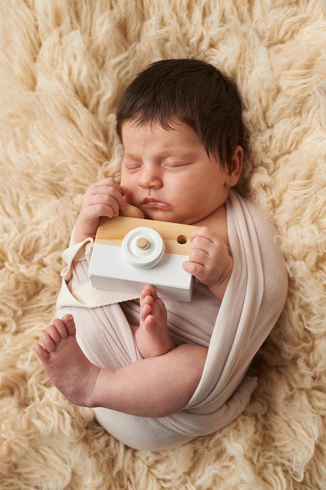 New born Augusta Lucilla