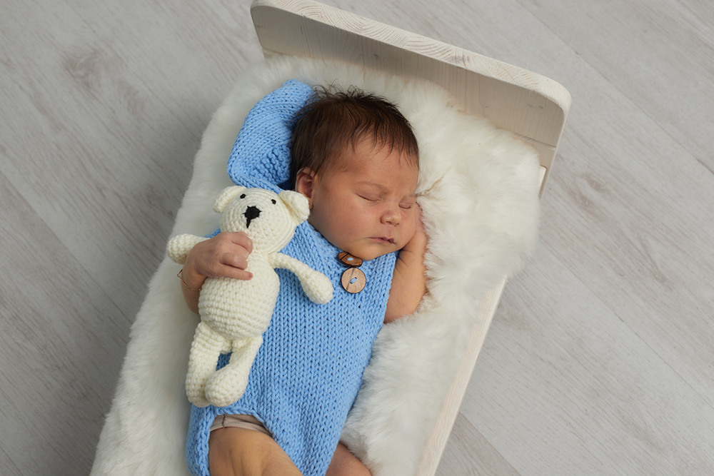 New born Carlos