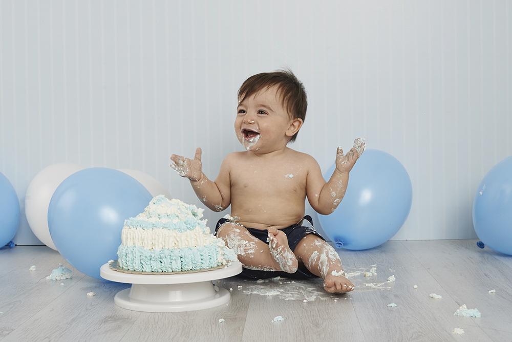 smash cake portfolio